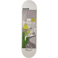Baker Hawk Barker Boys Skateboard Deck - 8.25""