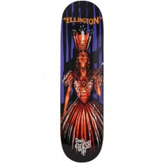 Deathwish Ellington Nightmare In Emerald Skateboard Deck - 8.25""