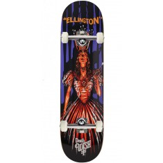 Deathwish Ellington Nightmare In Emerald Skateboard Complete - 8.25""