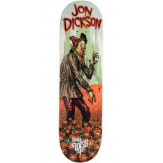 Deathwish Dickson Nightmare In Emerald Skateboard Deck - 8.125""