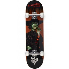 Deathwish Lizard King Nightmare In Emerald Skateboard Complete - 8.00""