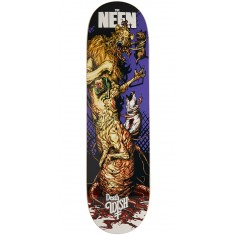Deathwish Neen Nightmare In Emerald Skateboard Deck - 8.38""