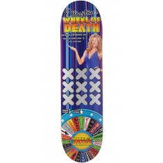 Deathwish Ellington Scratch To Win Skateboard Deck - 8.00""