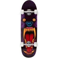 Deathwish Slash Purple Wolf Skateboard Complete - 8.75""