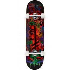 Deathwish Greatest Hits Skateboard Complete - 7.875""