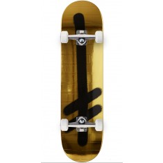 Deathwish Original G Gold Bricks Skateboard Complete - 8.125""