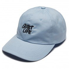 Quiet Life Jarvis Dad Hat - Mint