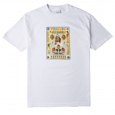40s And Shorties Poster T-Shirt - White