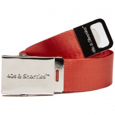 40s And Shorties Eastside Belt - Orange