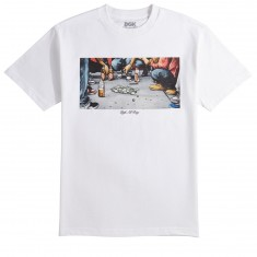 DGK Hustle T-Shirt - White
