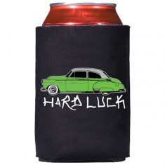 Hard Luck Jessee Hardware Coozie - Black