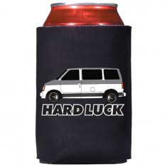 Hard Luck Baca Hardware Coozie - Black
