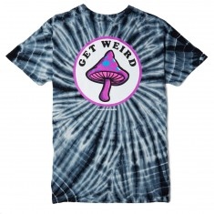 Know Bad Daze Get Weird T-Shirt - Tie Dye