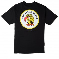 Know Bad Daze Negative Creep T-Shirt - Black