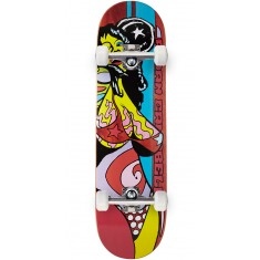 Foundation Campbell Color Of Women Skateboard Complete - Brown - 8.375""