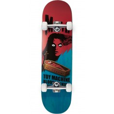Toy Machine Bennett Coffin Skateboard Complete - Blue - 8.50""