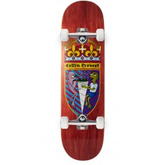 Toy Machine Provost Cone Of Arms Skateboard Complete - Orange - 8.50""