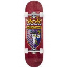 Toy Machine Provost Cone Of Arms Skateboard Complete - Red - 8.50""