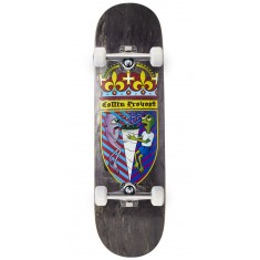 Toy Machine Provost Cone Of Arms Skateboard Complete - Black - 8.50""