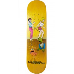 Toy Machine Romero Pets Skateboard Deck - Yellow - 8.375""