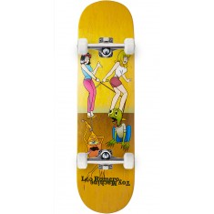 Toy Machine Romero Pets Skateboard Complete - Yellow - 8.375""