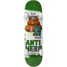 "Anti-Hero Pfanner It's All Shit Skateboard Complete - 8.25"" - Green"