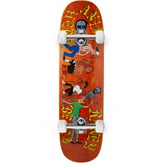 "Anti-Hero Raney The Clubhouse Skateboard Complete - 8.63"" - Orange"