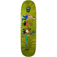 "Anti-Hero Raney The Clubhouse Skateboard Deck - 8.63"" - Green"