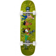 "Anti-Hero Raney The Clubhouse Skateboard Complete - 8.63"" - Green"