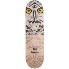 Zero Windsor Owl Skateboard Deck - 8.375""