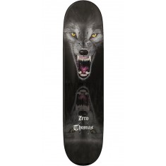 Zero Thomas Wolf  Skateboard Deck - 8.50""