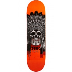 Zero Thomas Chief Skateboard Deck - 8.25""