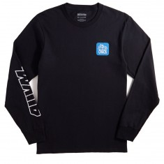 Transworld 411vm Chaos Long Sleeve T-Shirt - Black