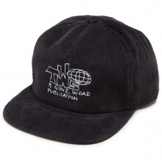 Transworld Gonz World Hat - Navy Corduroy