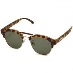 Crap The Stepping Razor Sunglasses - Matte Jungle Tortoise