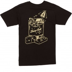 Benny Gold Cocktail T-Shirt - Black