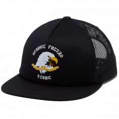 Eswic Iron Eagle Hat - Black