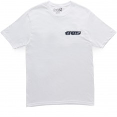 CCS 96 Logo T-Shirt - White/Midnight