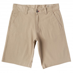 CCS Relaxed Chino Shorts - Light Khaki