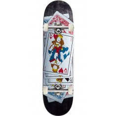 Baker King Of Hearts Skateboard Complete - Ostrander - 8.3875
