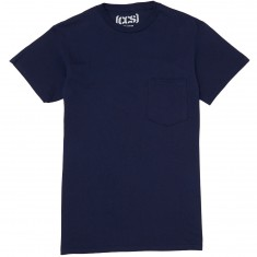 CCS Staple Pocket T-Shirt - Navy