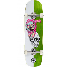 Welcome Loris Loughlin on Totem Skateboard Complete - White - 8.8
