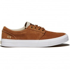 State Elgin Shoes - Monks/Sand Suede
