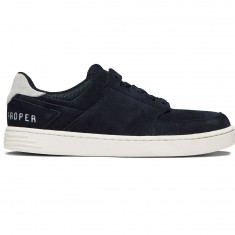 Proper Rook Shoes - Navy/Grey