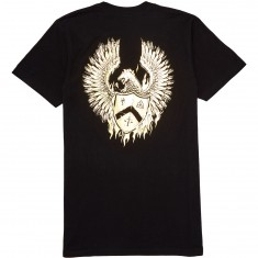 Zero Whosoevers Premium T-Shirt - Black/Gold