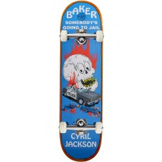 Baker Going To Jail Skateboard Complete - Cyril Jackson - 8.125