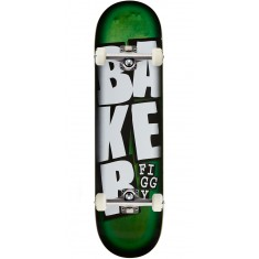 Baker Stacked Name Skateboard Complete - Figgy - 8.125