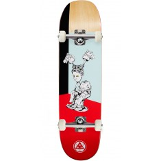Welcome Hedo Rick on Moontrimmer 2.0 Skateboard Complete - Red - 8.5