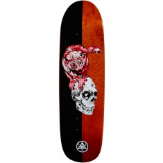 Welcome Loris Loughlin on Atheme Skateboard Deck - Black - 8.8