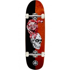 Welcome Loris Loughlin on Atheme Skateboard Complete - Black - 8.8